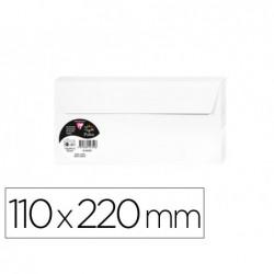 Enveloppe clairefontaine pollen 110x220mm 120g coloris...
