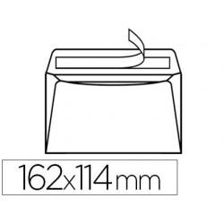 Enveloppe gpv c6 114x162mm 80g recyclée auto-adhésive...