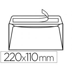 Enveloppe gpv dl 110x220mm 80g recyclée auto-adhésive...