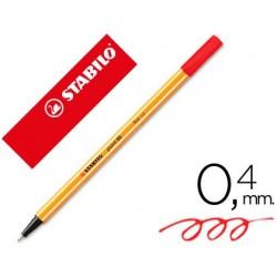 Stylo-feutre stabilo point 88 écriture fine 0.4mm 1000m...