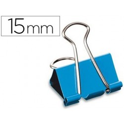 Pince maped double clip largeur 15mm boîte plastique 12...