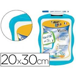 Ardoise blanche bic velleda kids ergonomique 200x300mm 1...
