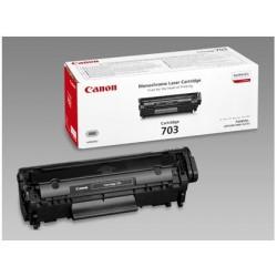 Toner laser canon 7616a005 couleur noir 2000p