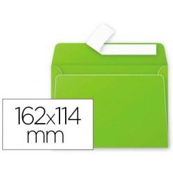 Enveloppe clairefontaine pollen c6 114x162mm 120g coloris...