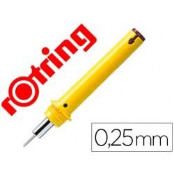 Recharge stylo technique rotring rapidograph gaine métal...