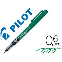 Stylo-feutre pilot v sign pen écriture moyenne 0.6mm...