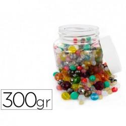 Perle en verre laquee coloris dimensions assortis bocal...