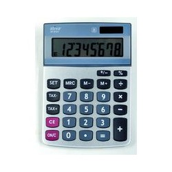 Calculatrice AT812T 8 chiffres Ativa