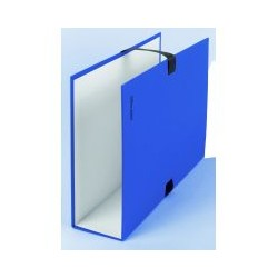 Chem. extensible sangle OD bleu foncé