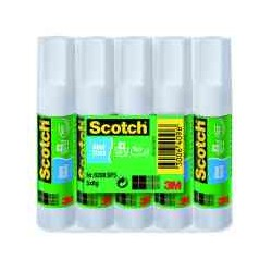 Baton colle permanente Scotch  21g (x5)