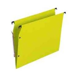 Dossier suspendu jaune V armoire (x25)