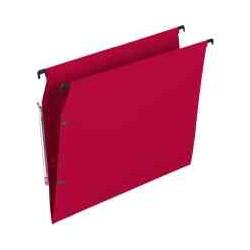Dossier suspendu rouge V armoire(x25)