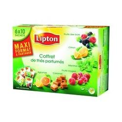 Thé parfumés Lipton (x60)