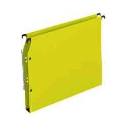 Dossier suspendu jaune 30mm armoire(x25)