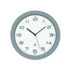 Horloge classique Alba 30cm grise