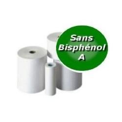 Bobine papier thermique 57x40x18m (x10)
