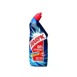 Flacon Harpic 100 % détartrant WC 750ml