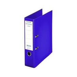 Class. levier violet dos 8cm A4 chromos+