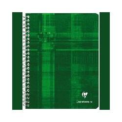 Cahier reliure intégral 17x22 180p séyès