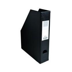 Porte-revue pliable Exacompta 7cm noir
