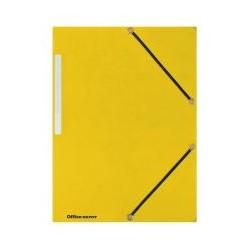 Chem. 3 rabats élast. OD jaune (x10)