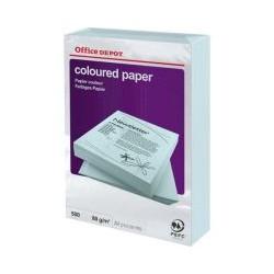 Papier bleu pastel OD A4 80g (x500)