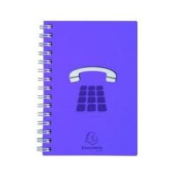 Répertoire téléphonique Linicolor 9x13