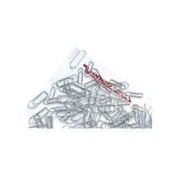 Trombone galva chevron 30mm (x100)