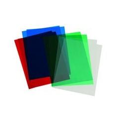 Couvertures PVC assorties A4 Elami(x100)