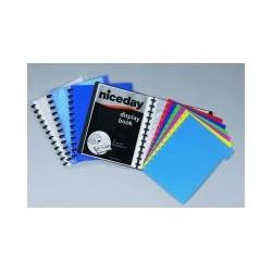 Intercalaire PP 35/100 couleur (x6)