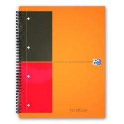 Cahier notebook 23x29.7cm 5x5 160p