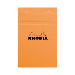 Bloc Rhodia format 8.5cmx12cm