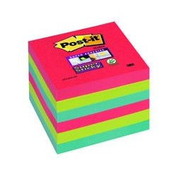 Post-it Super Sticky 76x76 vitaminé(x6)