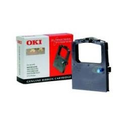 Ruban nylon Oki ML182 ML183 9002303 noir