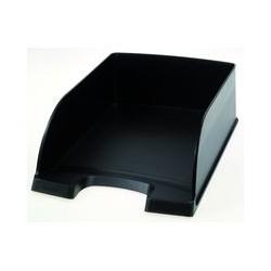 Corbeille courrier plus haute noir