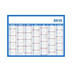 Calendrier 7 mois économique 19x26.5