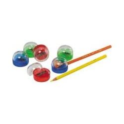 Taille-crayon plastique 1 usage
