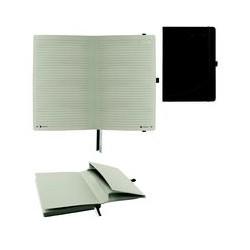 Cahier rigide Foray A4 ligné 80g 192page