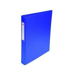 Classeur 4 anneaux D-Clic OD bleu