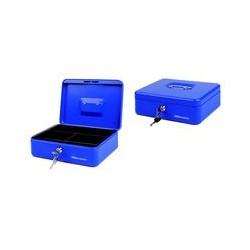 Caisses monnaie Bleu OD 3 compartiments