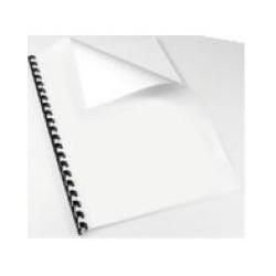 Couverture glacée OD A4 blanc (x100)