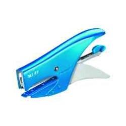 Pince agrafeuse Leitz 5531 bleu métal