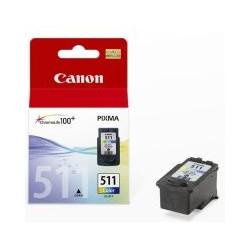 Cart. jet encre Canon CMJ 245p CL-511
