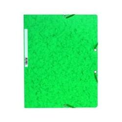Chem. élast. simple Exacompta vert