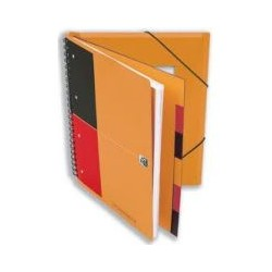Cahier organiserbook A4 ligné 160 page