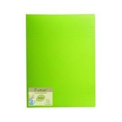 Protège document vert anis A4 80 vues