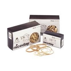 Bracelet caoutchouc étroit 150mm 100g