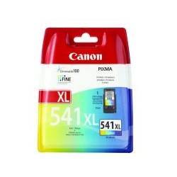 Cart. jet encre Canon CL-541XL couleurs