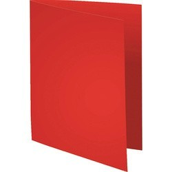 Chemises Exacompta Jura 220 Rouge(x100)