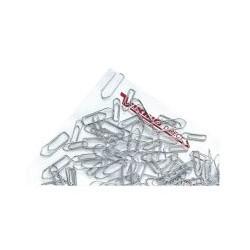Trombone galva chevron 25mm (x1000)